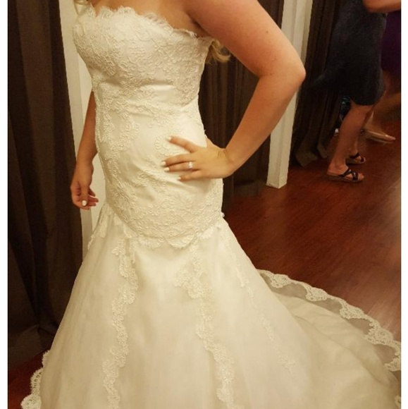 Paula Varsalona Dresses & Skirts - Wedding gown